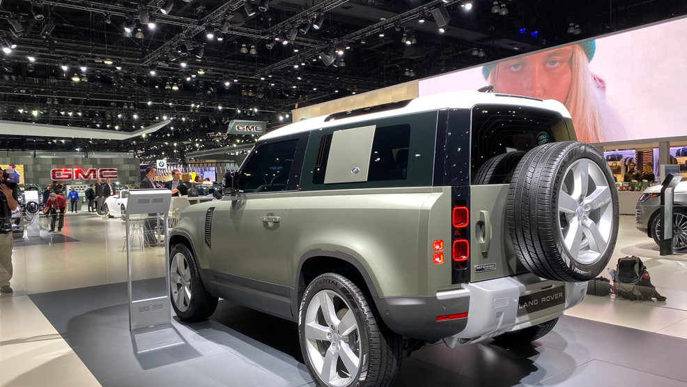 UK company that builds Land Rovers picks Charleston for U.S. headquarters