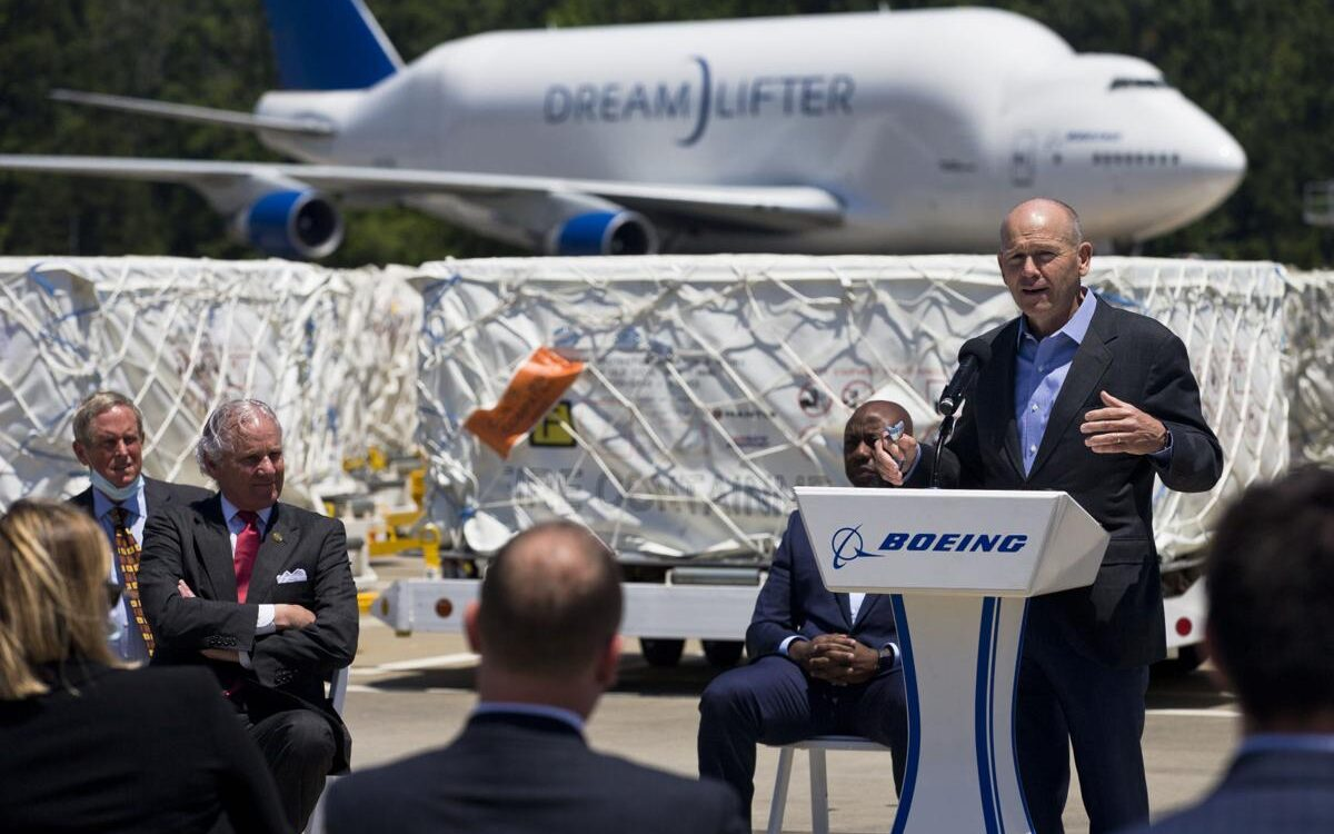 It's official: Boeing to move all 787 Dreamliner production to SC, marking major shift