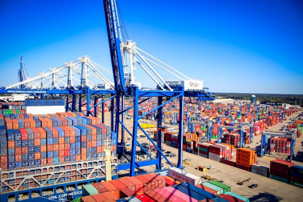 SC Ports hits record for November volumes