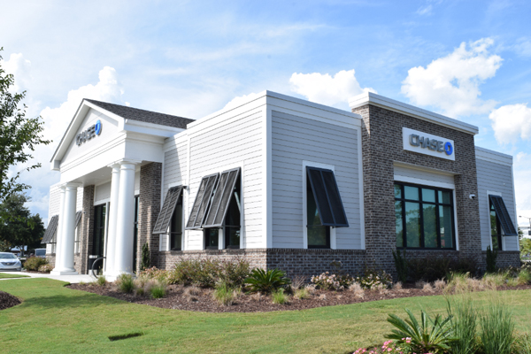 Banks expand in Charleston, bucking national trend
